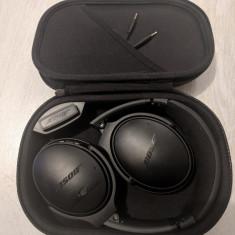 Bose QuiteConfort 35 I - Active Noise Canceling Headphones, Casti Over Ear, Bluetooth