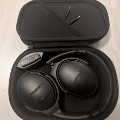 Bose QuiteConfort 35 I - Active Noise Canceling Headphones, Casti Over Ear, Bluetooth