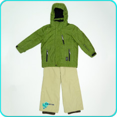 Costum ski, salopeta, impermeabil, KILLTEC → baieti | 7—8 ani | 128 - Echipament ski killtec, Copii