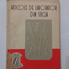 Catalog articole de laborator din sticla EPRUBETA 1957 / C44P