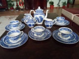 Serviciu Cafea/Ceai/Desert Portelan Delft Castillo, Decorative