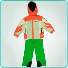 Costum ski, geaca + salopeta iarna, impermeabil, EX 10→ baieti | 9—10 ani | 140 - Echipament ski, Copii