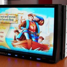 DVD AUTO 2DIN /DVX / TOUCHSCREEN / USB / SDCARD - DVD Player auto