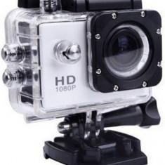Camera Sport iUni Dare 50i HD 1080P, 12M, Waterproof, Argintiu - Camera Video Actiune iUni, Card de memorie