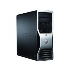 Workstation Dell T3400, Quad Q9550 4x2.83 Ghz 8GB, 1TB, 1GB video P43, Intel Core 2 Quad, 8 Gb, 1-1.9 TB