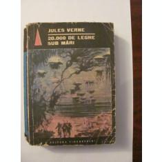 "CY - Jules VERNE ""20.000 de Leghe sub Mari"""