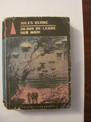 "CY - Jules VERNE ""20.000 de Leghe sub Mari"" foto"
