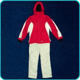Costum ski dama, geaca+pantaloni iarna, impermeabil, TCM → femei | marimea 34—36