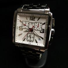CEAS TISSOT 517A (0067) - Ceas barbatesc Tissot, Elegant, Quartz, Inox, Cronograf