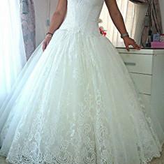 Rochie de mireasă, Marime: 38, Culoare: Alb