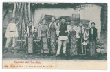 2937 - ETHNIC - old postcard - unused
