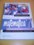 CULEGERE MATEMATICA ALGEBRA/GEOMETRIE CLASA 7 PART II/SEMESTRUL 2 ANTON NEGRILA, Alta editura