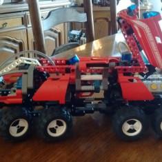 Lego masina pompieri