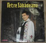 "Vinyl/vinil Petre Sabadeanu disc 10"",EPD-1169 ,1967,VG"