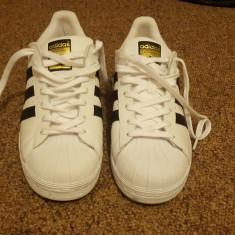 Adidas Originals Superstar - Adidasi barbati, Marime: 42, Culoare: Alb