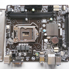 Placa de baza Gigabyte H81M-S socket 1150., Pentru INTEL, LGA 1150, DDR 3