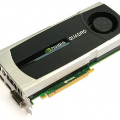Placa video nVidia Quadro 5000 2.5GB DDR5 320 Bit P35, PCI Express, 2.5 GB