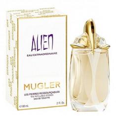 Mugler/Thierry Mugler Alien Eau Extraordinaire EDT 60 ml pentru femei - Parfum femeie Thierry Mugler, Apa de toaleta, Lemnos