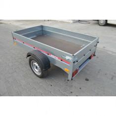 Remorca 750 kg dimensiune 196x108x33 cm cu RAR efectuat, 6 RATE Fara Dobanda - Utilitare auto