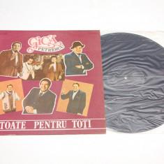 Gică Petrescu – De Toate Pentru Toţi - disc vinil ( vinyl, LP ) - Muzica Lautareasca electrecord