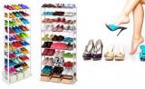 Suport/Organizator  pentru pantofi, 30 de perechi
