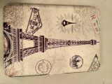 Husa KIndle Paperwhite - Vintage Turn Eiffel