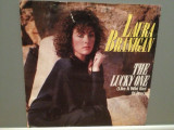 LAURA BRANIGAN - THE LUCKY ONE/BRAKING ..(1984/WARNER/RFG)-Vinil Single pe '7/NM, Atlantic