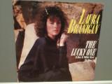 LAURA BRANIGAN - THE LUCKY ONE/BRAKING ..(1984/WARNER/RFG)-Vinil Single pe '7/NM