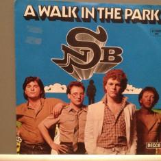 NICK STRAKER BAND - A WALK IN THE PARK/..(1979/DECCA/RFG) -Vinil Single pe '7/NM - Muzica Rock decca classics