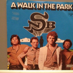 NICK STRAKER BAND - A WALK IN THE PARK/..(1979/DECCA/RFG) -Vinil Single pe '7/NM - Muzica Rock decca classics
