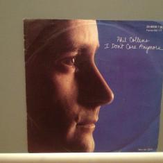 PHIL COLLINS - I DON'T CARE ANYMORE (1982/WARNER/RFG) -Vinil Single pe '7/NM - Muzica Pop Wea