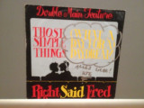 RIGHT SAID FRED - THOSE SIMPLE THINGS....(1992/TUG/RFG)-Vinil Single pe '7/NM, Atlantic