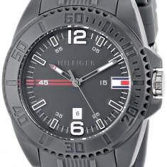 Tommy Hilfiger 1791042 ceas barbati nou, 100% original. Garantie. Livrare rapida - Ceas barbatesc Tommy Hilfiger, Casual, Quartz, Inox, Cauciuc, Data