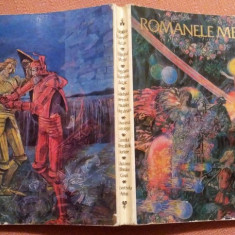 Romanele Mesei Rotunde - In prelucrarea moderna a lui Jacques Boulenger - Roman istoric, An: 1976