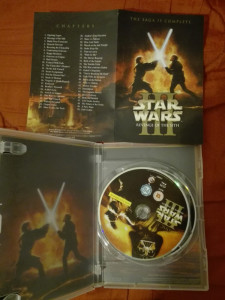 STAR WARS III Revenge of the Sith