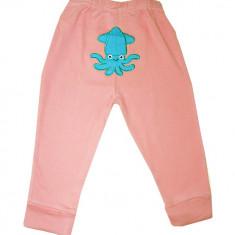 Pantaloni Carters din bumbac model caracatita, Marime: 9-12 luni