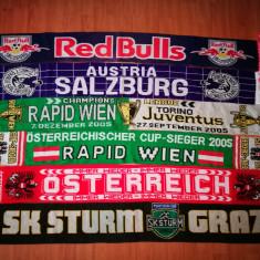 Fulare fotbal echipe de club din Austria:SALZBURG,Rapid Viena,SK Sturm Graz