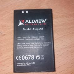 Allview a5 quad baterie, Li-ion