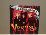 BANANARAMA - VENUS/WHITE TRAIN(1986/METRONOME/RFG)- Vinil Single pe '7/NM