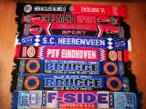 Fulare fotbal echipe de club din Oranda: Ajax,Bruges,PSV Eindhoven,Helmond Sport