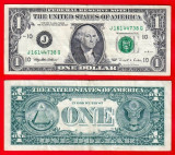 S.U.A. 1 DOLAR / DOLLAR 1995. XF.
