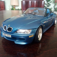 Macheta BMW M Roadster (1996) 1/18 Bburago - Macheta auto