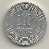 ARMENIA   10  DRAM  2004   [6]   livrare in cartonas, Asia, Aluminiu