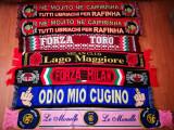 Fulare fotbal echipe de club din ITALIA:AC Milan,AC Milan,Torino,Genoa