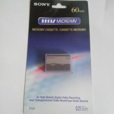 Casete SONY Micro MV MGR-60