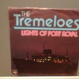 THE TREMELOES - LIGHTS OF PORT ROYAL/SILAS (1980/CBS/RFG)- Vinil Single pe '7/NM