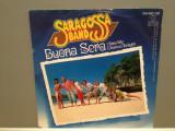 SARAGOSSA BAND - BUONA SERA/ALRIGHT....(1983/ARIOLA/RFG)- Vinil Single pe '7/NM