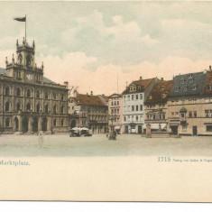 (A) carte postala(ilustrata)-GERMANIA-Weimar.Marktplatz