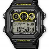 Ceas original Casio Sport AE-1300WH-1AVEF - Ceas barbatesc