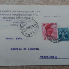 C.P. Reclama - Brasov Bod -Oradea 1936